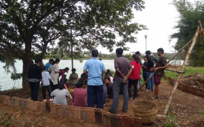 """Nature's Gurukul"" – An outdoor learning centre at Jakkur Lake"