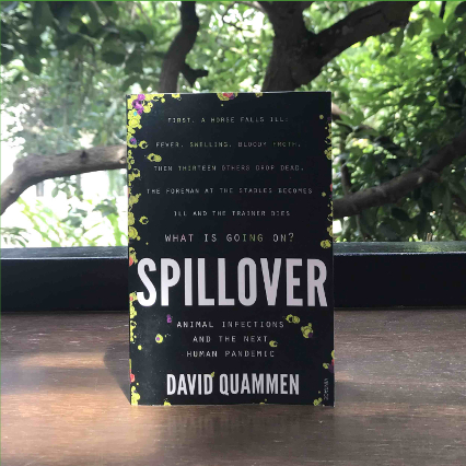 Spillover book photo