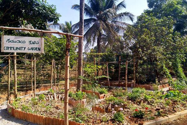 Jakkur Community Gardens